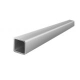 Алюминиевая профильная труба АД31, Т1 40x40x1.5x6000