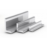 Алюминиевый уголок АД31, Т1 25x1.5x1.5x25x3000